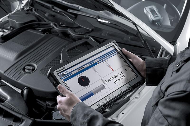 kompiuterine automobilio diagnostika